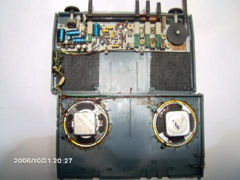 Philips L3X951/70S aberto