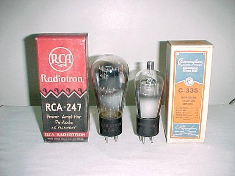 RCA-247 1st