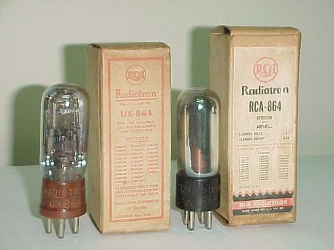 RCA-864 (Right)