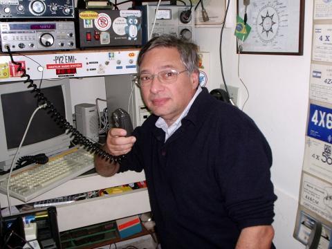 Renato Strauss, PY2EMI