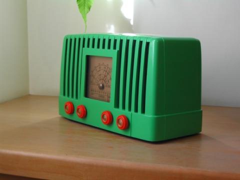 Ecophone EC112, 194? acabado