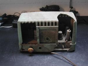 Ecophone EC112, 194? ainda antes