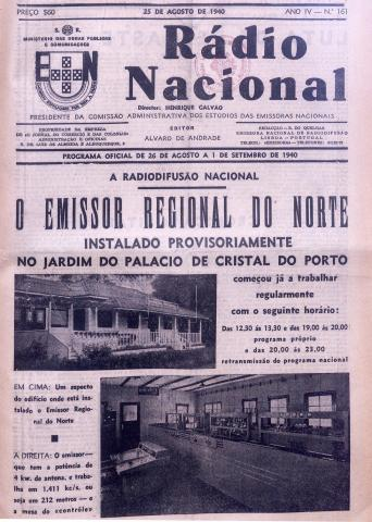 "Recorte de ""Rádio Nacional"
