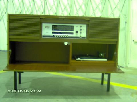 Telefunken Sonata móvel aberto