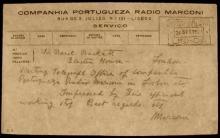 Publicidade Companhia Portuguesa Rádio Marconi