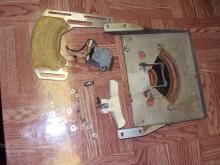 Detalhe do restauro