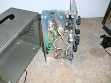 Outra vista do gerador de sinais