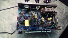 AEG Super 421 GW de 1941 detalhe chassis