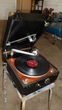 Gramofone restaurado