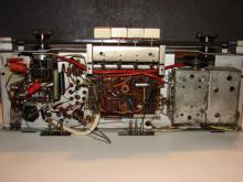 EMUD Type ULM (224KB) chassis visto por baixo