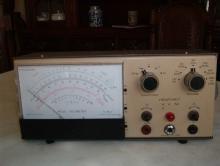 eathkit IM-28U Valve voltmeter