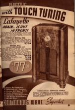 Lafayette Catalog nº69, pag 21