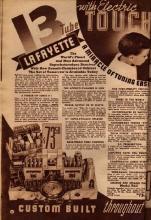 Lafayette Catalog nº69, pag 22