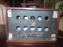 RCA T40X-57 visto por trás