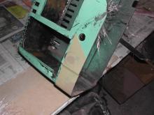 Ecophone EC112, 194? adesivo